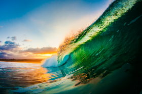 Surfing, waves and barrel photos, photography