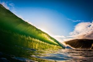 Southern Shine - Cornwall Wave and Surf Photography Prints