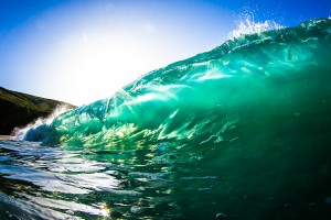 Cornwall Surf Wave Art Photography Barrel
