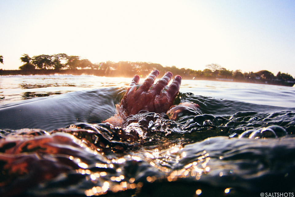 hand plane bodysurf photography