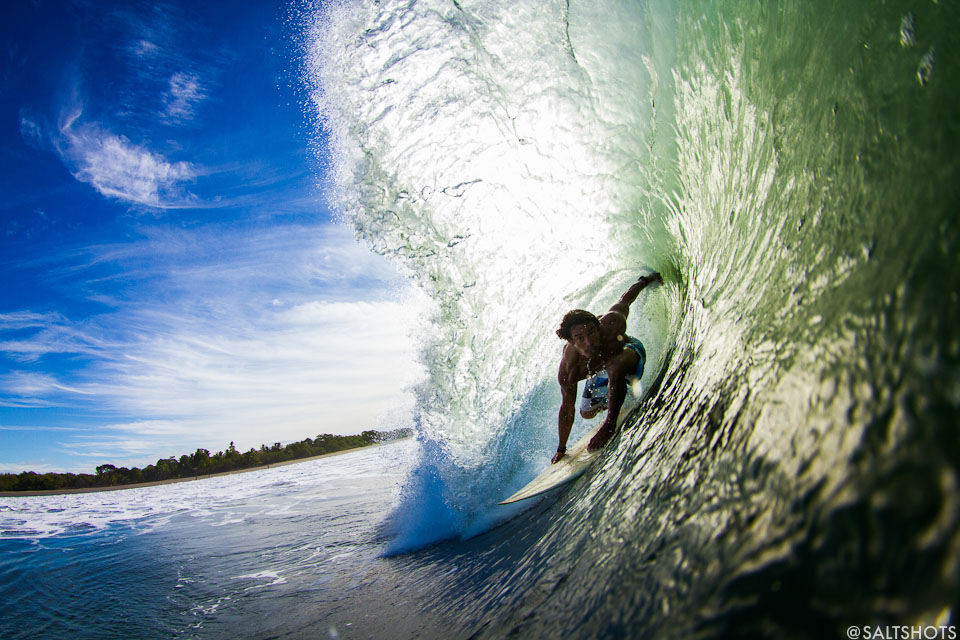 chinto rise up nicaragua barrel surf