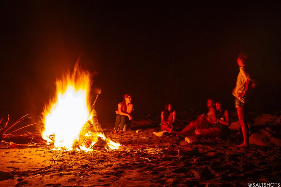 bonfire nicaragua rise up surf camp