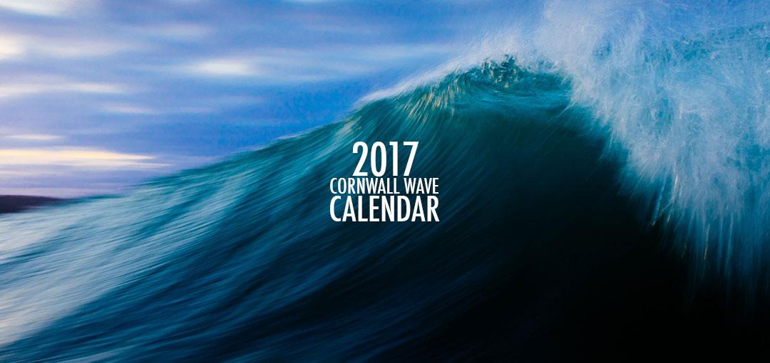 cornwall surfing calendar 2017