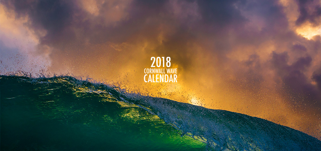 surfing and wave calendar cornwall