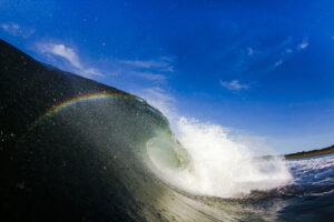 nicaragua surf photo wave